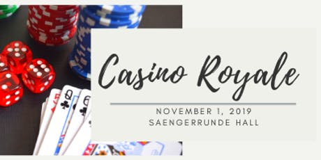 The Missy Project's Casino Night - Halloween Style tickets
