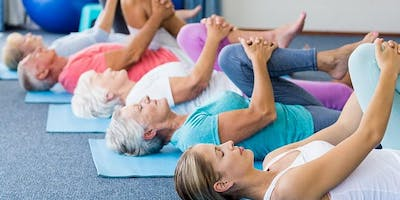Pilates -Term 4 2019 (Over 55s Leisure and Learning) (Tuesday 9am - 10am)- City of Parramatta Council