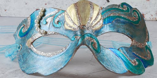 2019 Father-Daughter Royal Under the Sea Masquerade Ball