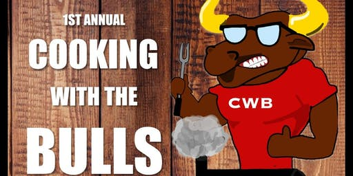 Cooking with the Bulls- BBQ Competition & Family Fun