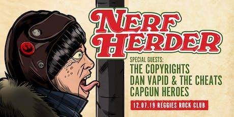 Nerf Herder tickets