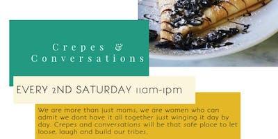 Crepes & Conversation