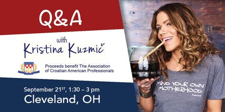 Q&A with Kristina Kuzmic tickets