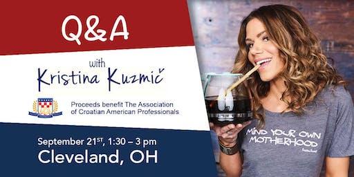 Q&A with Kristina Kuzmic