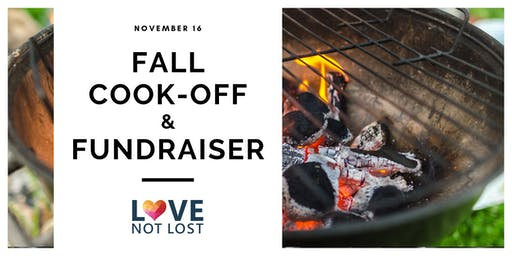 Love Not Lost Cook-off and Fundraiser