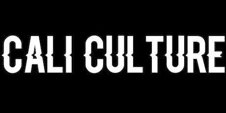 Cali Culture tickets
