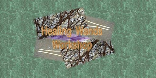 Healing Wands Workshop (child)