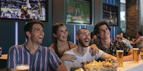 Watch the AFL Grand Final at Topgolf tickets