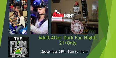 Adult After Dark Event tickets