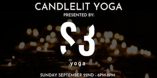 S3 YOGA PRESENTS: CANDLELIT YOGA
