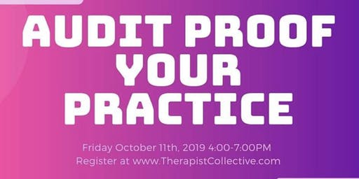 Audit Proof Your Practice with PSS Billing Solutions and The Therapist Collective