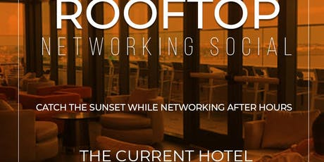 RoofTop Networking Social Over The Bay tickets