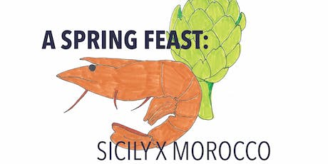 A Spring Feast: Sicily X Morocco tickets
