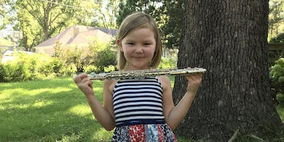 Introduction to Suzuki Flute Lessons for children age 5-9