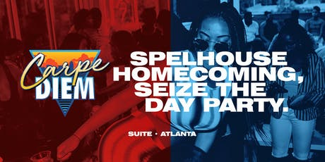 SpelHouse Carpe Diem: Homecoming Day Party tickets
