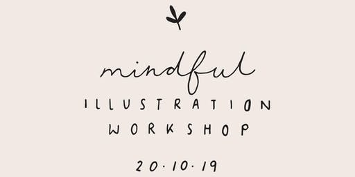 Mindful Illustration: Kin North x Twinewood Studio