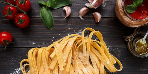 Fresh Pasta and Marinara