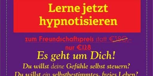 Lerne jetzt hypnotiesieren, weil wer hypnotiesieren kann, weiß auch w......