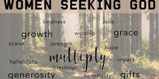 Women Seeking God: Multiply