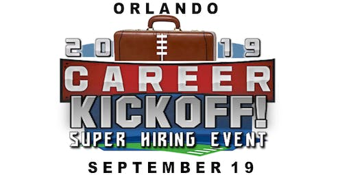 ORLANDO JOB FAIR - FLORIDA JOBLINK / ORLANDO JOBLINK SEPTEMBER 19