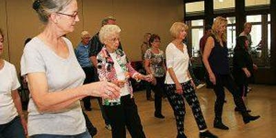 Don Moore Beginners Line Dancing - Term 4, Over 55s Leisure and Learning (Thursday 10am -11:30am)