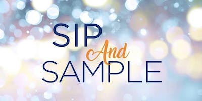 December Sip & Sample