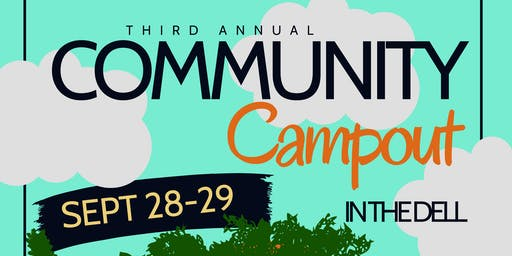 Community Campout in the Dell 2019