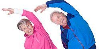 Roselea Active Strength/Balance Exercise - Term 4, Over 55s Leisure & Learning (Friday 11am -12pm)