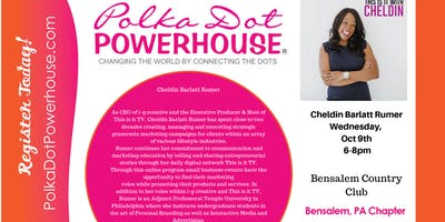 Polka Dot Powerhouse Professional Women's Networking/Connection Group (Lower Bucks) Bensalem