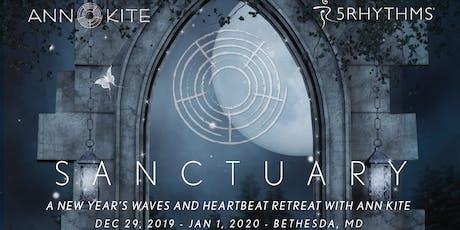 Sanctuary - A New Year's 5Rhythms Retreat with Ann Kite tickets