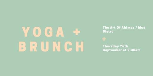 Yoga + Brunch