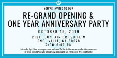 Sobella RE-Grand Opening/One Year Anniversary - New Location!