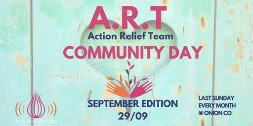 A.R.T- Community Day
