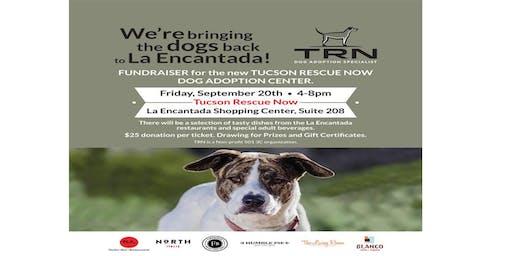 Fundraiser for NEW Dog Adoption Store at La Encantada!