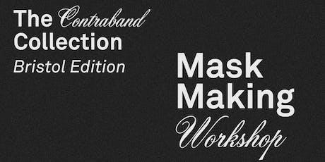TCC: Mask Making Workshop tickets