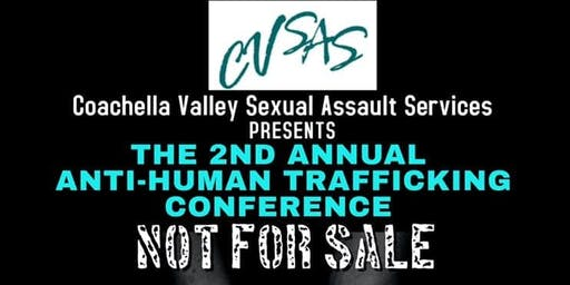 2nd Annual Anti-Human Trafficking Conference