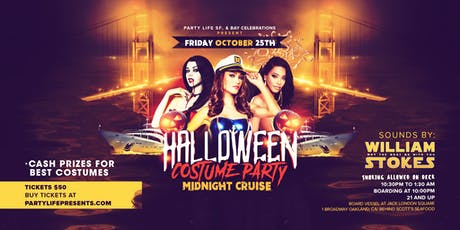 Halloween Costume Party Cruise 2019 tickets