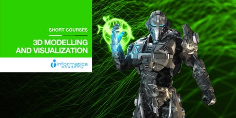 3D Modelling & Visualization Short Course tickets