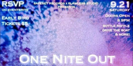 One Nite Out tickets