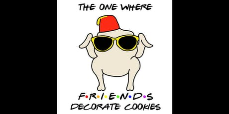 FRIENDSgiving Cookie Decorating Class tickets
