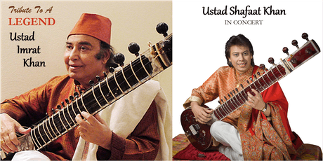 Tribute to Ustad Imrat Khan - Concert by Ustad Shafaat Khan tickets