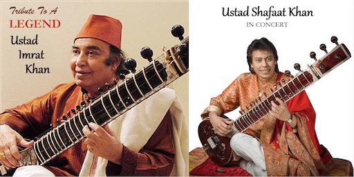 Tribute to Ustad Imrat Khan - Concert by Ustad Shafaat Khan
