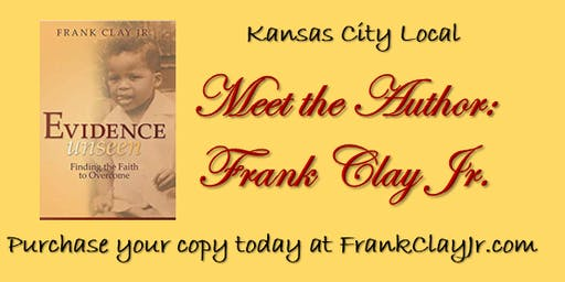 An Evening with Author of Evidence Unseen: Kansas City Launch Event