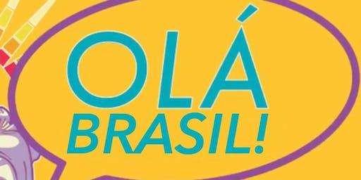 OLÁ BRASIL at Hola Melbourne Festival of Latin American Culture and Ideas