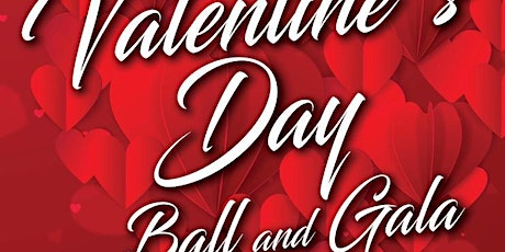 """Veterans In Politics Foundation Fifth Biennial Valentine's Day Ball & Gala """"save the date""""! tickets"""
