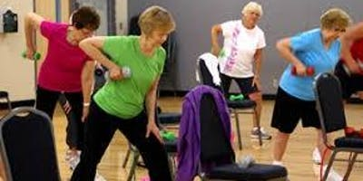 Strength/Balance Exercise - Term 4 (Over 55s Leisure and Learning), (Wednesday 10:30am-11:30am)