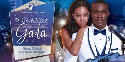 "3rd Annual ""Royal Affair"" Installation & Awards Gala"