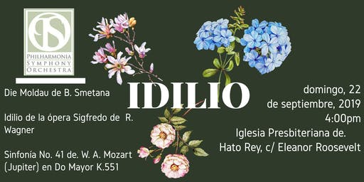 IDILIO - Philharmonia Symphony Orchestra
