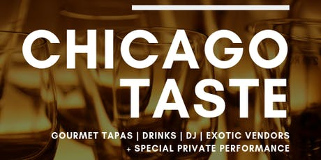 Chicago Taste tickets