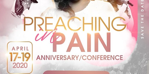 Preaching In Pain Conference